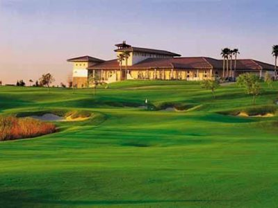 Morongo golf club